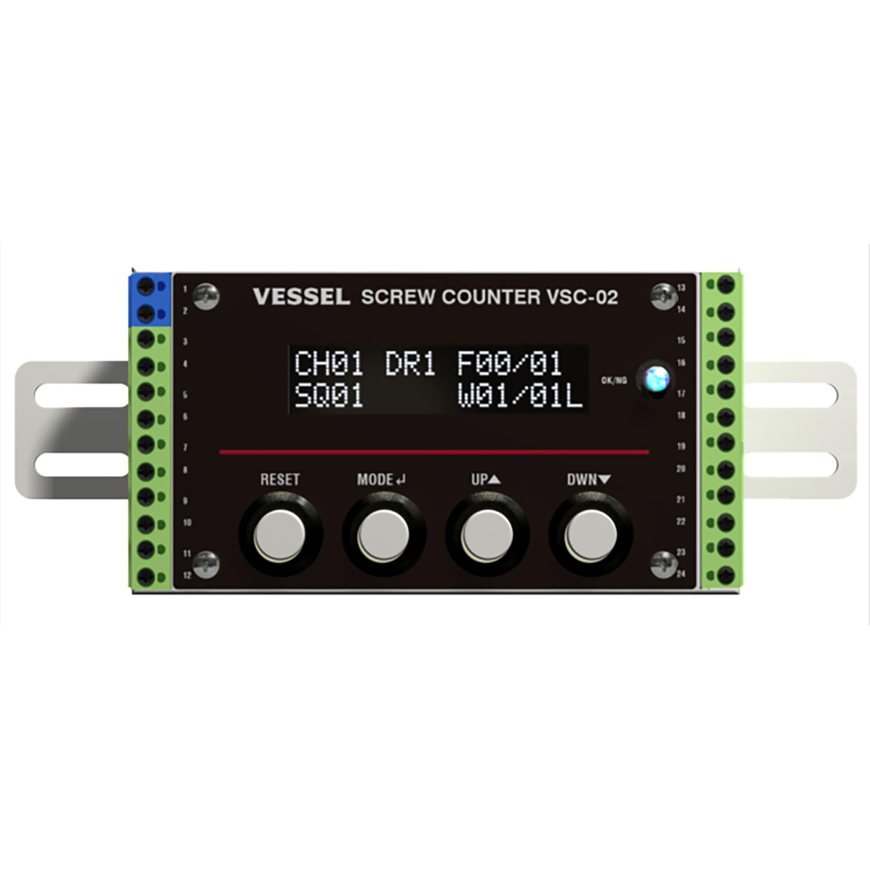 Bộ đếm vít - No/VSC-02